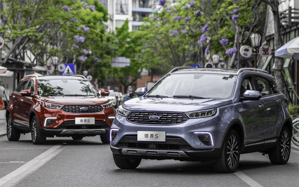 La Ford Territorio se demora en la Argentina y ya recibió de la onu restyling en China