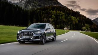 Audi SQ7 y SQ8 TFSI: también con motor V8 biturbo de gasolina