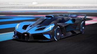 Bugatti Bolide 2020: 1.850 CV para el Bugatti más extremo