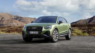 Audi SQ2 2021: el SUV deportivo estrena diseño y una puesta a punto optimizada