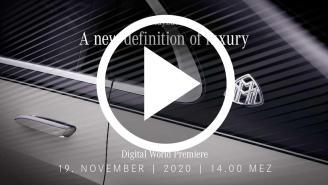 Mercedes-Maybach Clase S 2021: sigue la presentación online en directo en Autofácil