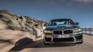 Nuevo BMW M5 CS 2021: ADN de competición para la berlina más radical de la firma de Múnich