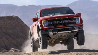 Nuevo Ford F-150 Raptor 2021: tercera generación de uno de los 4x4 más extremos