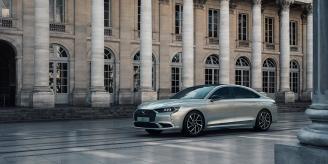 DS 9 2020: nueva berlina premium híbrida