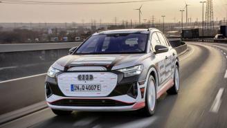 Nuevo Audi Q4 e-tron 2021: nuevos datos del futuro SUV eléctrico