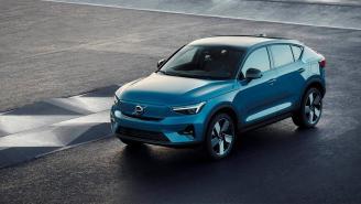 Nuevo Volvo C40 Recharge 2021: SUV, coupé y eléctrico