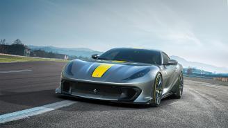 Ferrari 812 Superfast Versione Speciale 2021: con el V12 potenciado hasta 830 CV