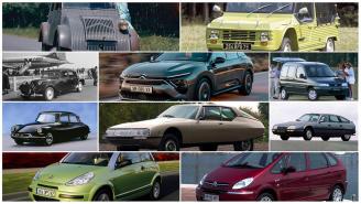 Los Citroën más especiales: 10 modelos icónicos que rompieron todos los moldes