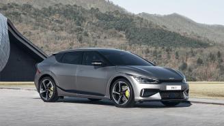 Nuevo Kia EV6 GT 2021 de 585 CV: eléctrico y con prestaciones de superdeportivo