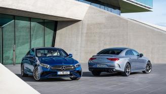 Nuevo Mercedes-Benz CLS 2021: un restyling sutil, pero acertado