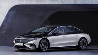 Nuevo Mercedes-Benz EQS 2021: el Clase S de los coches eléctricos